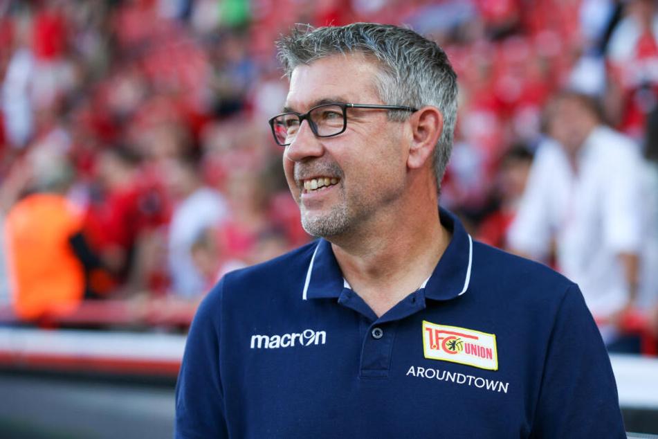 Urs Fischer (53) soll Trainer bei Union Berlin bleiben.