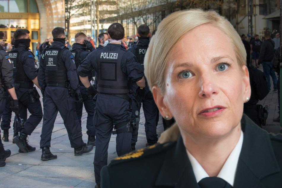 Chemnitz: Verbotene Anti-Corona-Demo: Das kommt heute auf Chemnitz zu