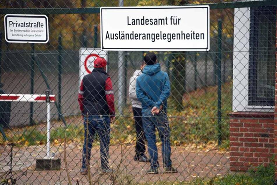 Viele minderjährige Flüchtlinge verschwinden einfach aus den Unterkünften und werden nach 24 Stunden als vermisst gemeldet.