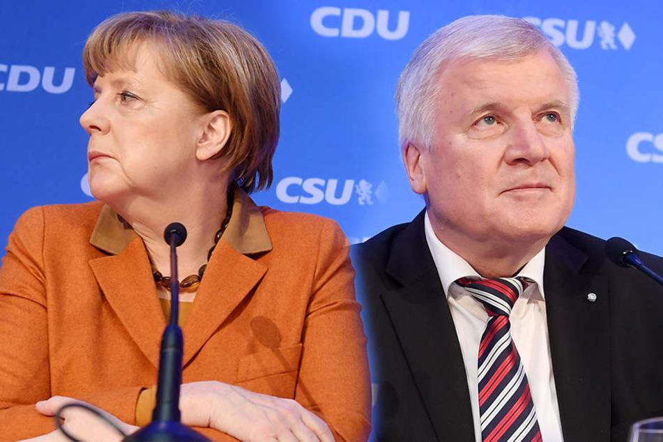 Neue Eskalation: Seehofer widerspricht Merkel
