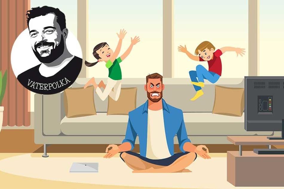 Warum Fernsehen mit Kindern gar keine gute Idee ist