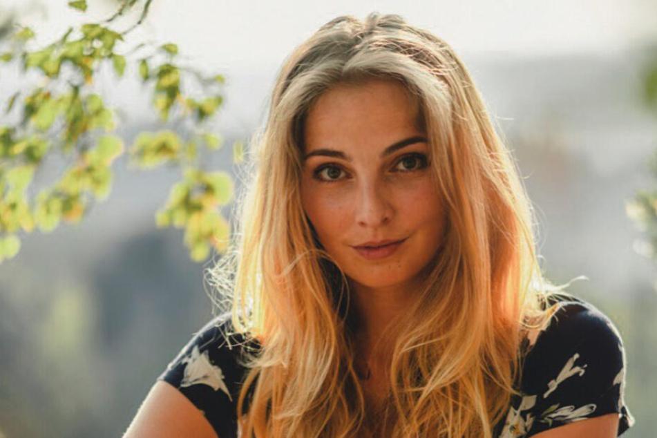 Gina Gadis engagiert sich für Umweltschutz.