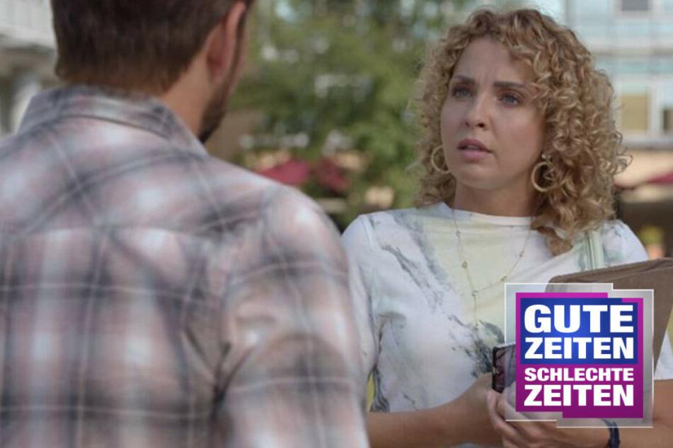 GZSZ: Liebes-Chaos durch Leon-Rückkehr? Jetzt spricht Nina