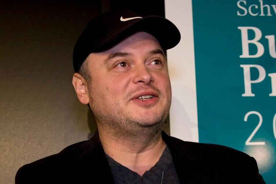 Auch der in Rumänien geborene Schweizer Autor Catalin Dorian Florescu wird auf der Leipziger Buchmesse das Gastland vertreten.