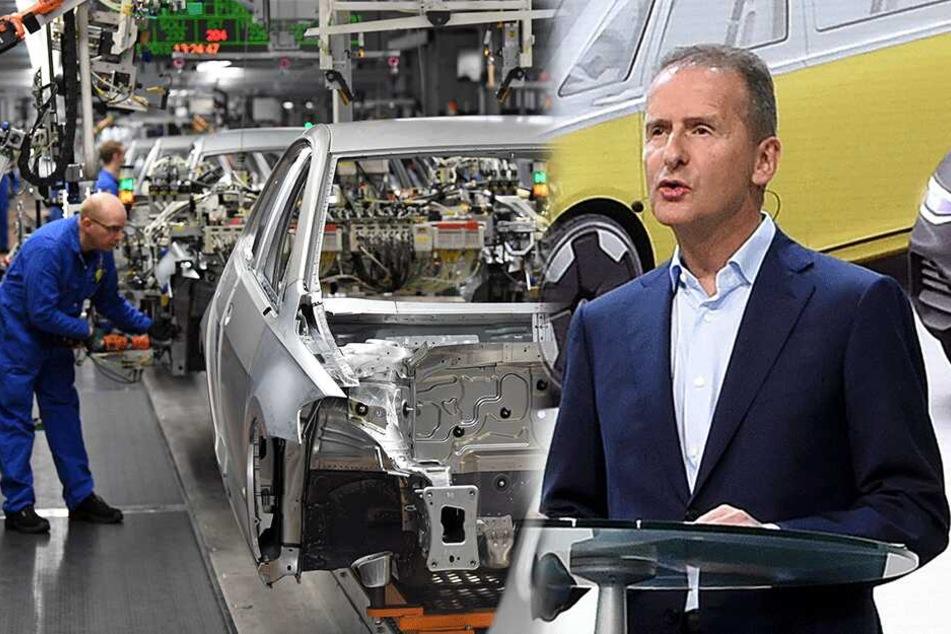 Umstellung auf E-Mobil-Produktion: Was wird aus den 8300 Jobs bei VW Sachsen?