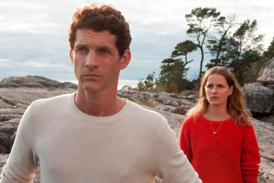 """Martin Bretschneider spielt neben Isabell Polak in der Inga-Linström-Verfilmung """"Heimkehr""""."""