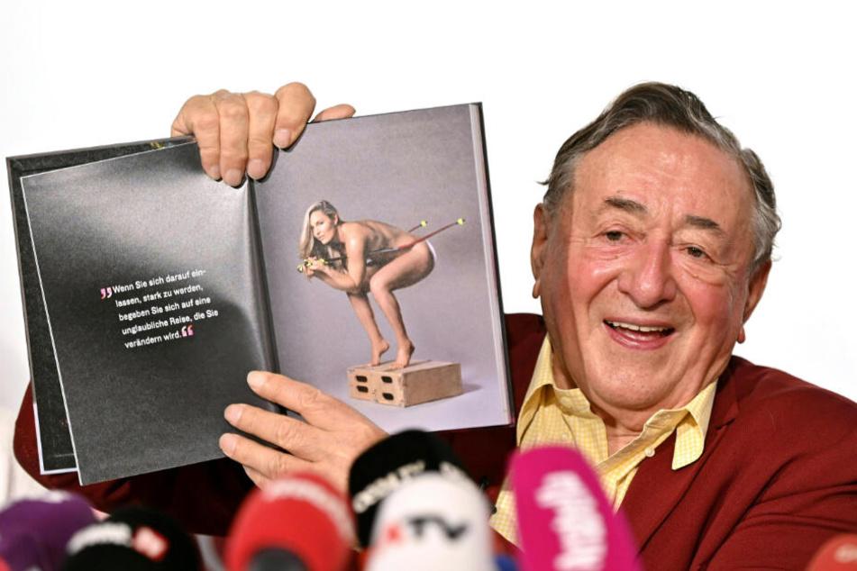 Richard Lugner (87) muss sich eine neue Ball-Begleitung suchen, mit der er antanzt.