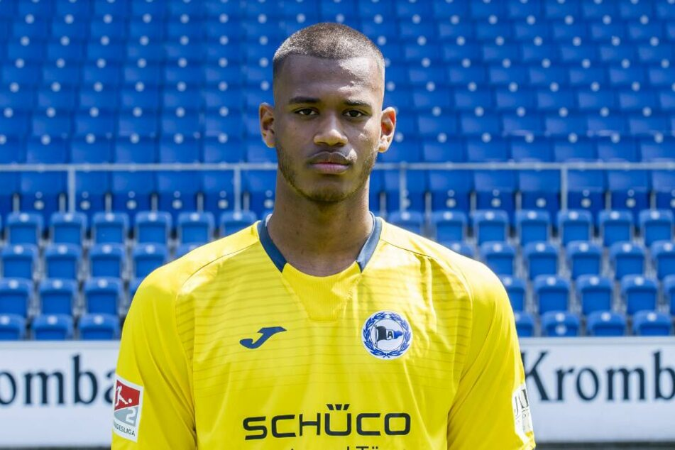 Seit 2007 spielte Baboucarr Gaye bei Arminia Bielefeld.