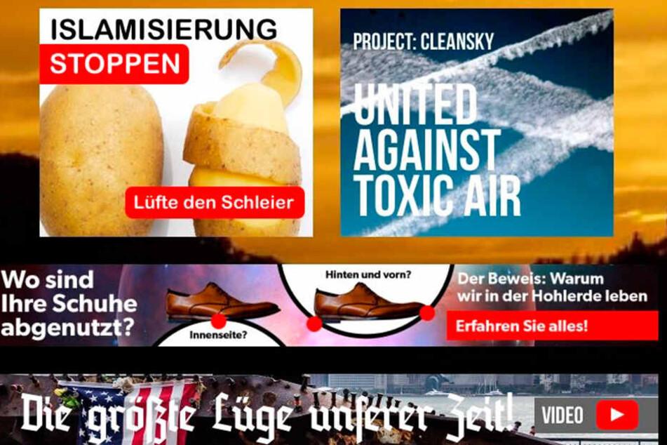 Werbung für rechtes Portal in Dresdner Kino? Handy-Video sorgt für Wirbel