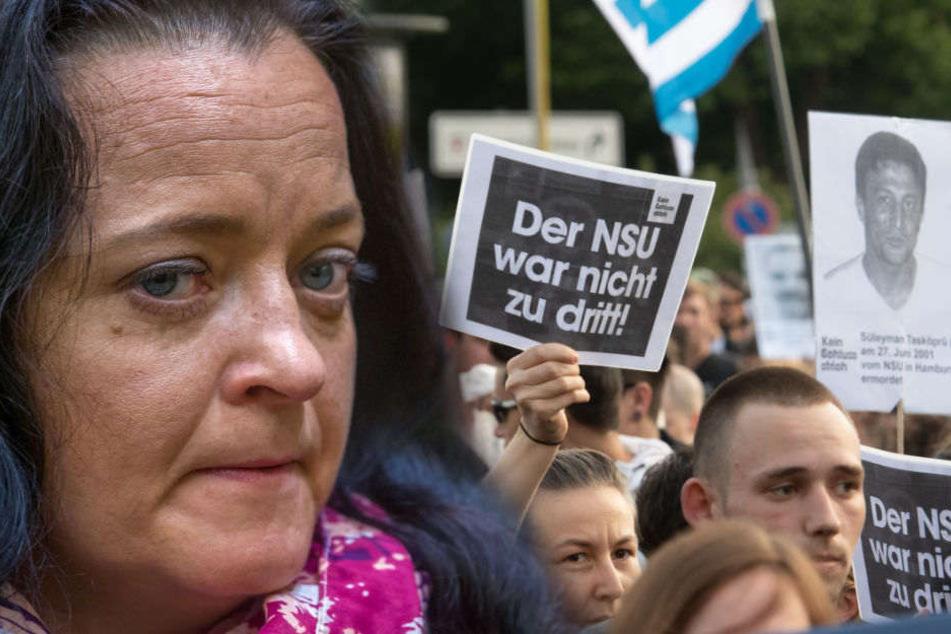 Nach dem Urteil gingen Tausende Demonstranten in ganz Deutschland auf die Straße. (Montage)