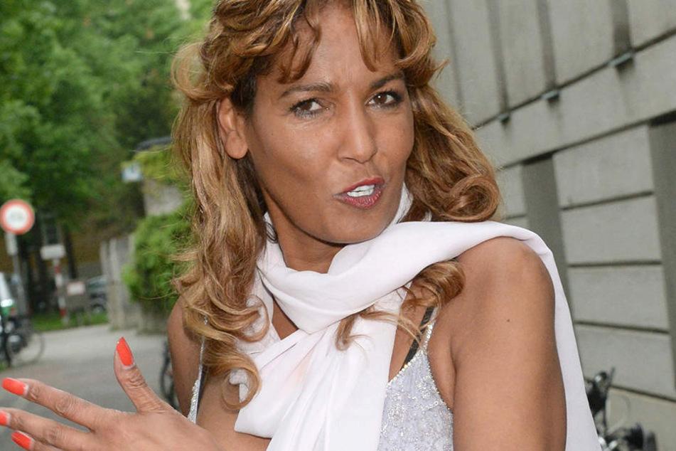 Nadja abd el Farrag (52) musste in der letzten Zeit viel durchmachen. Das sieht man ihr an.