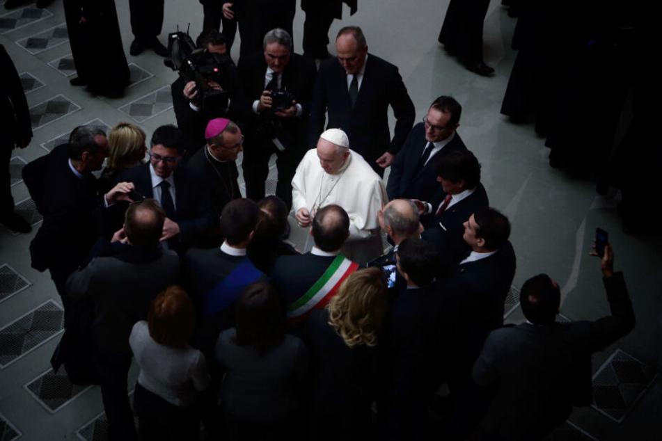 Im engeren Kreis um Papst Franziskus wird zukünftig auch eine Frau sein.