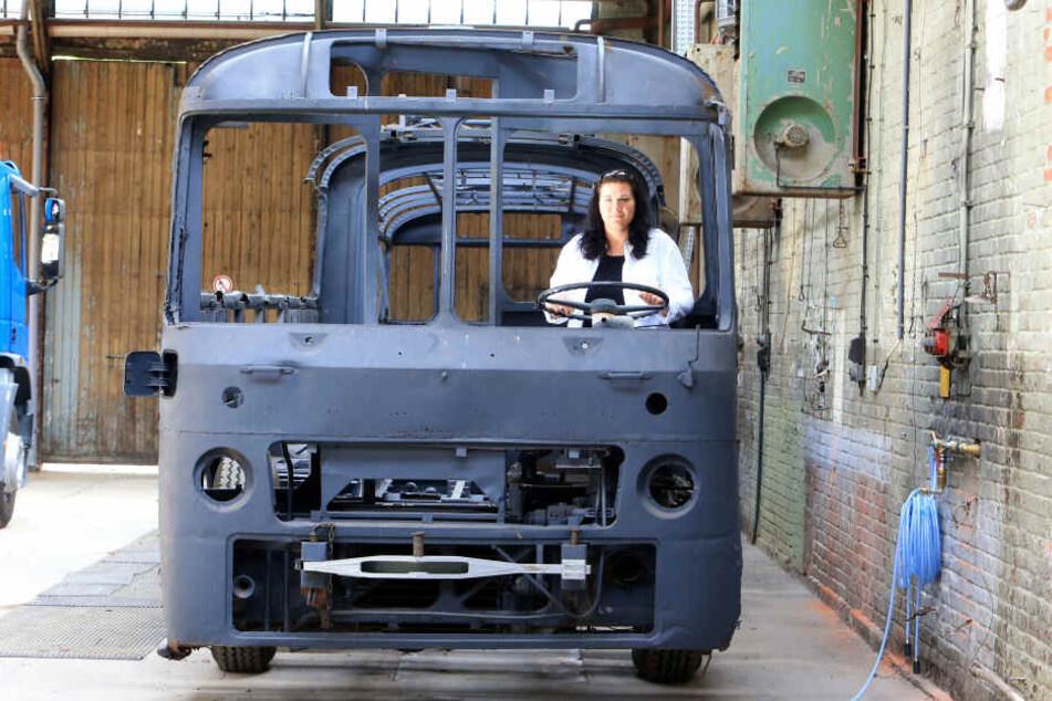 Für 250.000 Euro: Museum möbelt letzten Ikarus-Linienbus auf