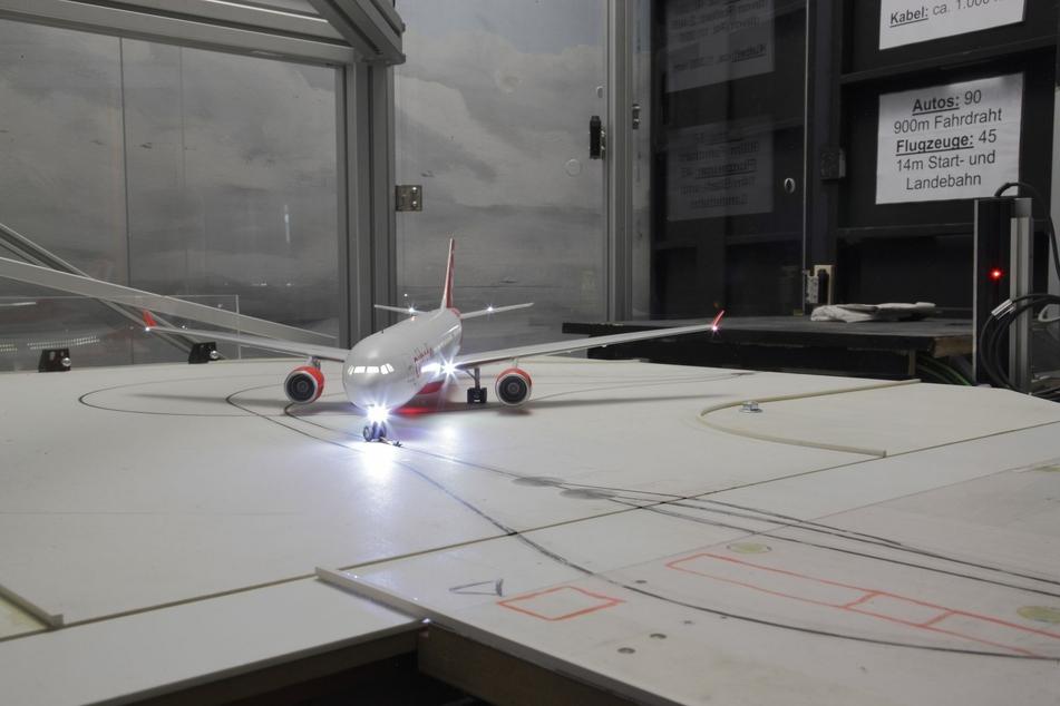 Der beeindruckende Flughafen ist sicherlich nicht nur für alle Luftfahrt- und Technikfans das Highlight des Wunderlandes. 52 verschiedene Flugzeuge (vom A380 bis zur Cessna) starten und landen hier.
