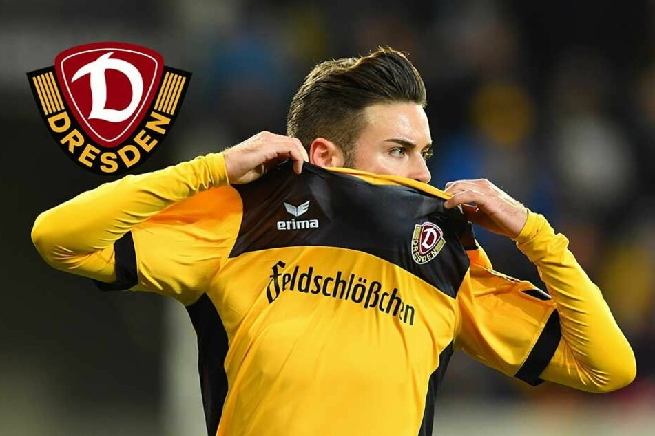 Drei Siege verletzt verpasst: Kreuzer hofft aufs Dynamo-Comeback