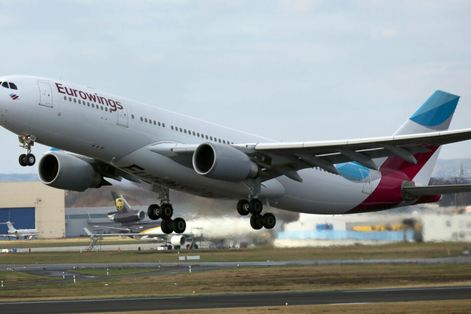 Flugverkehr: Eurowings legt in Düsseldorf zu