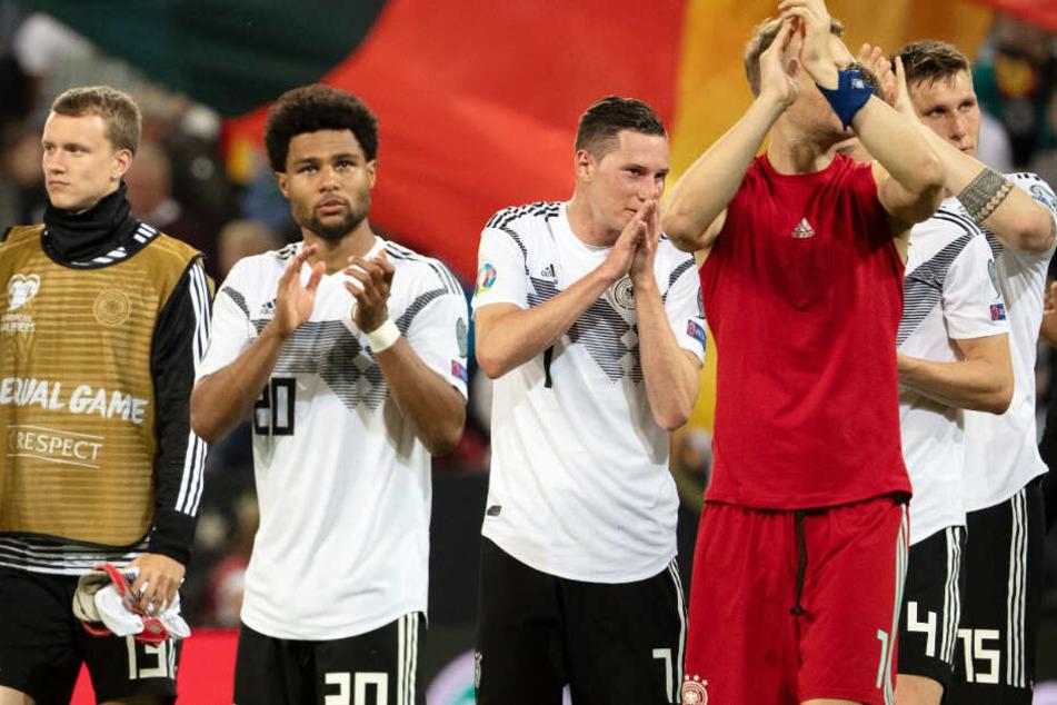 Das DFB-Team hat für die Europameisterschaft im Jahr 2020 große Ziele.