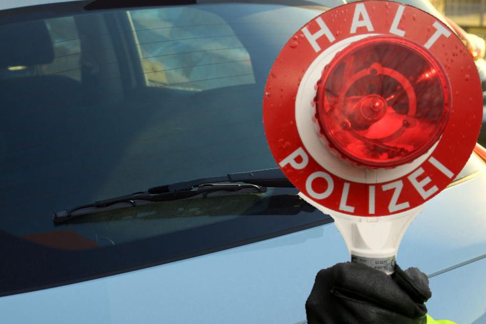 Unfassbar, wen Polizisten bei einer Fahrzeugkontrolle im Kofferraum entdeckten