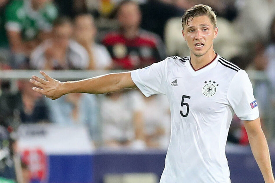 Niklas Stark wurde mit der U21 im Sommer 2017 Europameister und sollte am Mittwoch sein erstes A-Länderspiel absolvieren.