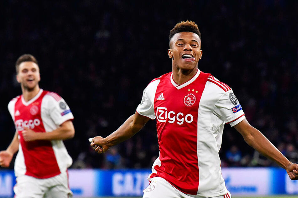 David Neres hat mit Ajax Amsterdam Konkurrent PSV Eindhoven mittlerweile überholt.