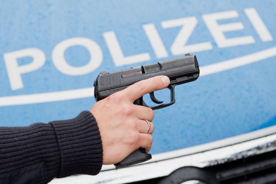 Ein hat in Lübeck einen Mann erschossen. (Symbolbild)
