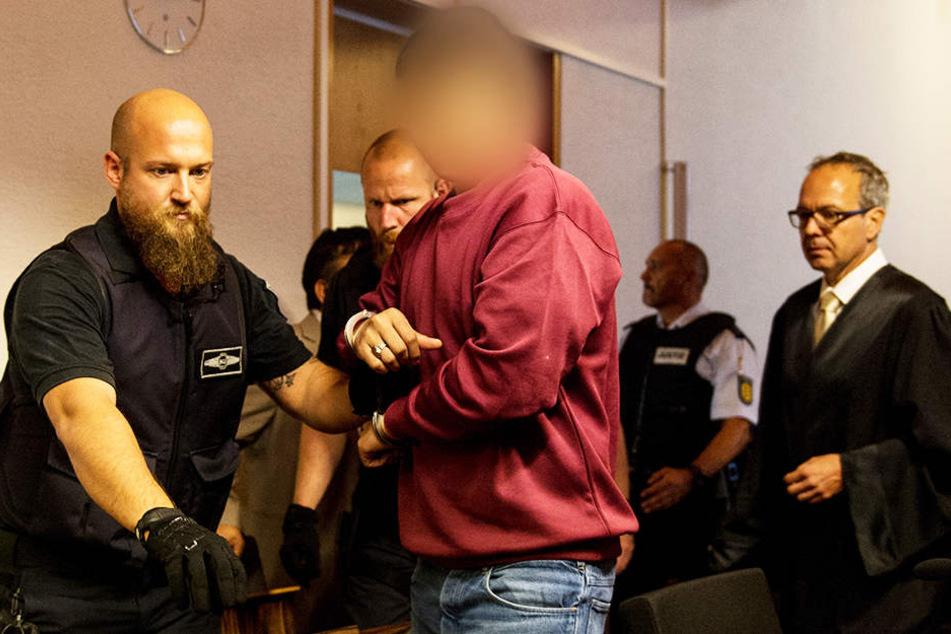 Hussein K. wird verdächtig, die Studentin brutal vergewaltigt und ermordet zu haben.