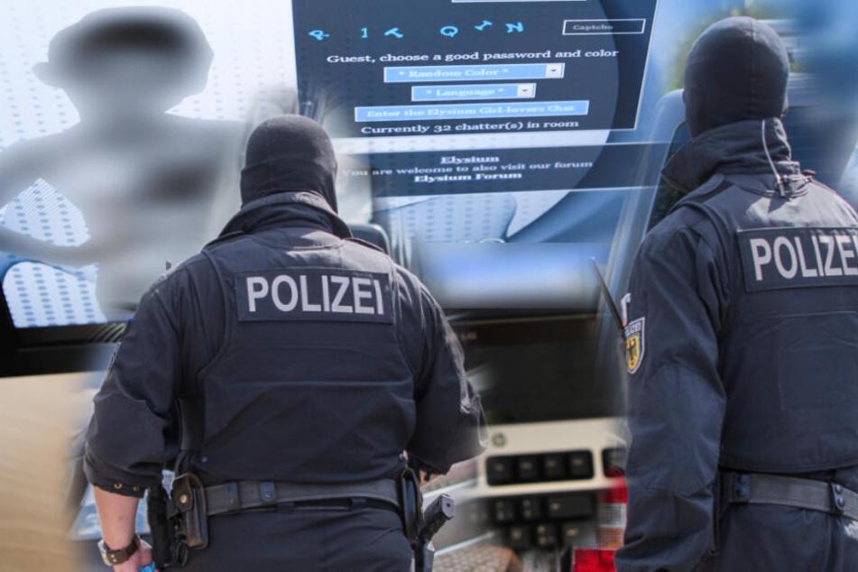 Kinderpornos verbreitet? Nach Razzia laufen Ermittlungen gegen Jugendlichen