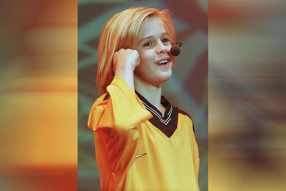 Einst ein gefeierter Kinderstar: Aaron Carter feierte in den späten Neunzigern und frühen 2000ern große Erfolge.