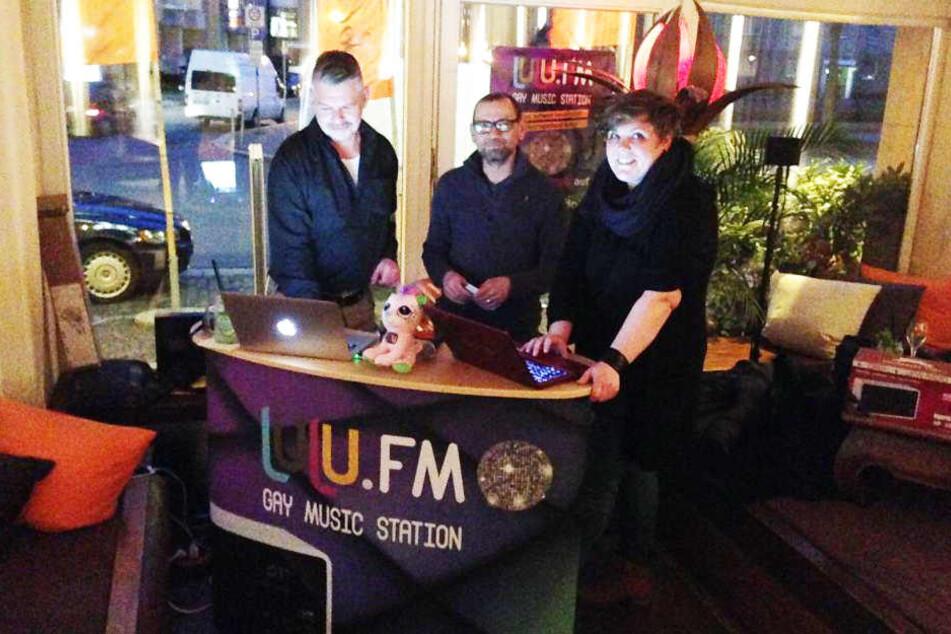 Am Mittwochabend ging LULU.FM in Leipzig an den Start.