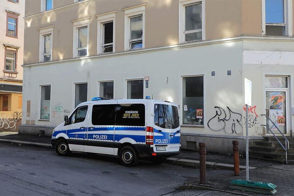 Ein Chemnitzer Trio hatte in der Nacht zum 9. Januar 2018 in den Stadtteilen Sonnenberg und Kaßberg rechte Schmierereien hinterlassen. Dabei wurden sie gefilmt.