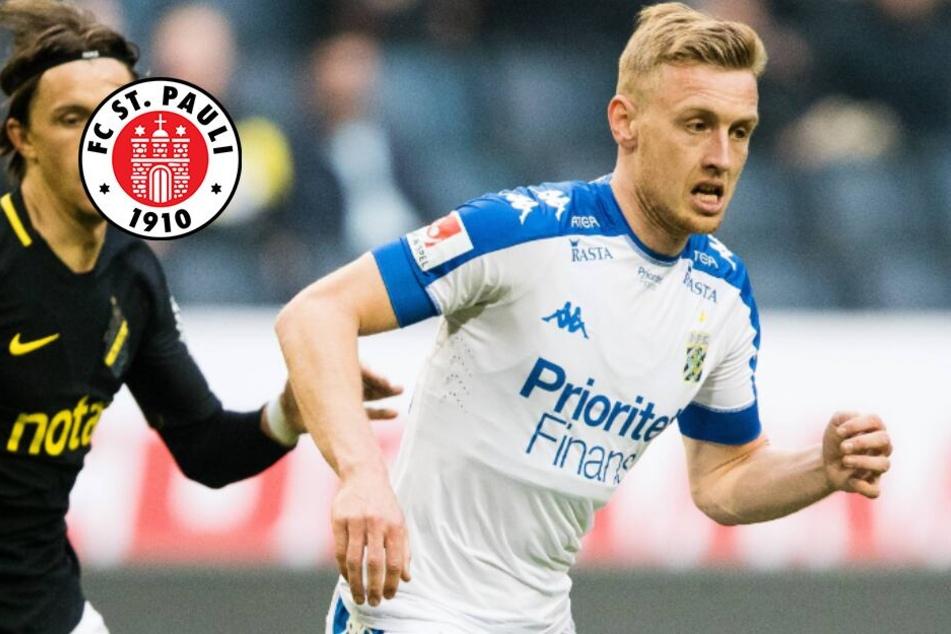 Last-Minute-Transfer! St. Pauli holt Kapitän von Erstligisten aus Schweden
