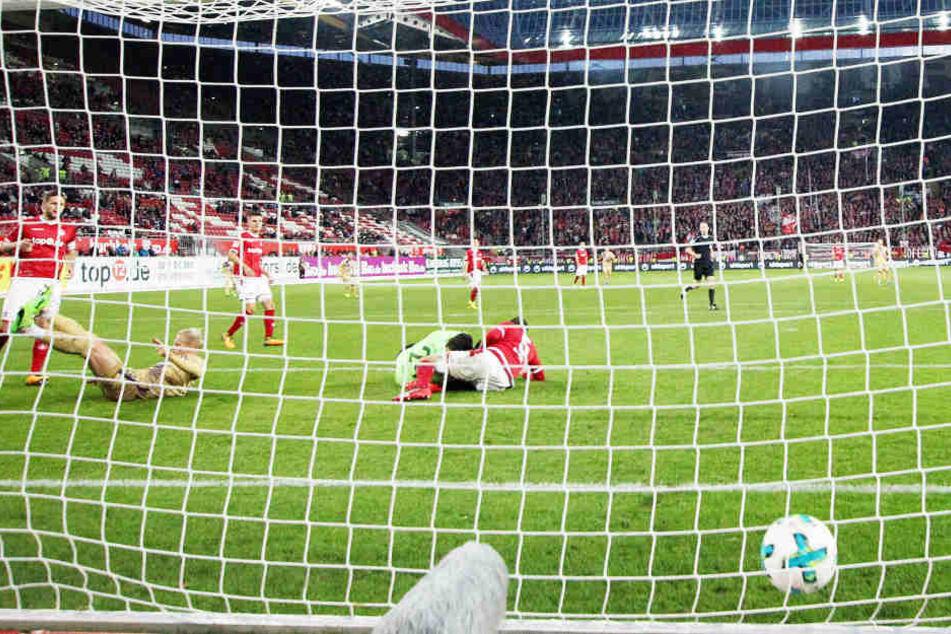 Sören Bertram erzielte auch den Treffer zum 2:0.
