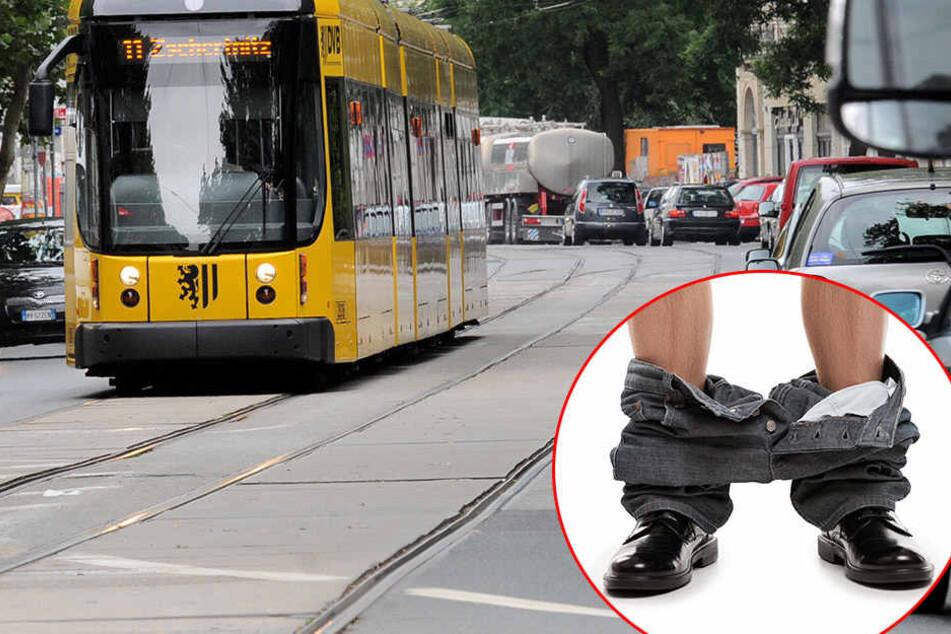 Eine 11-Jährige wurde von einem Unbekannten am Albertplatz belästigt.