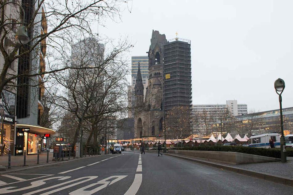 Zum ersten Jahrestag des Terroranschlags finden am Breitscheidplatz mehrere Veranstaltungen statt.