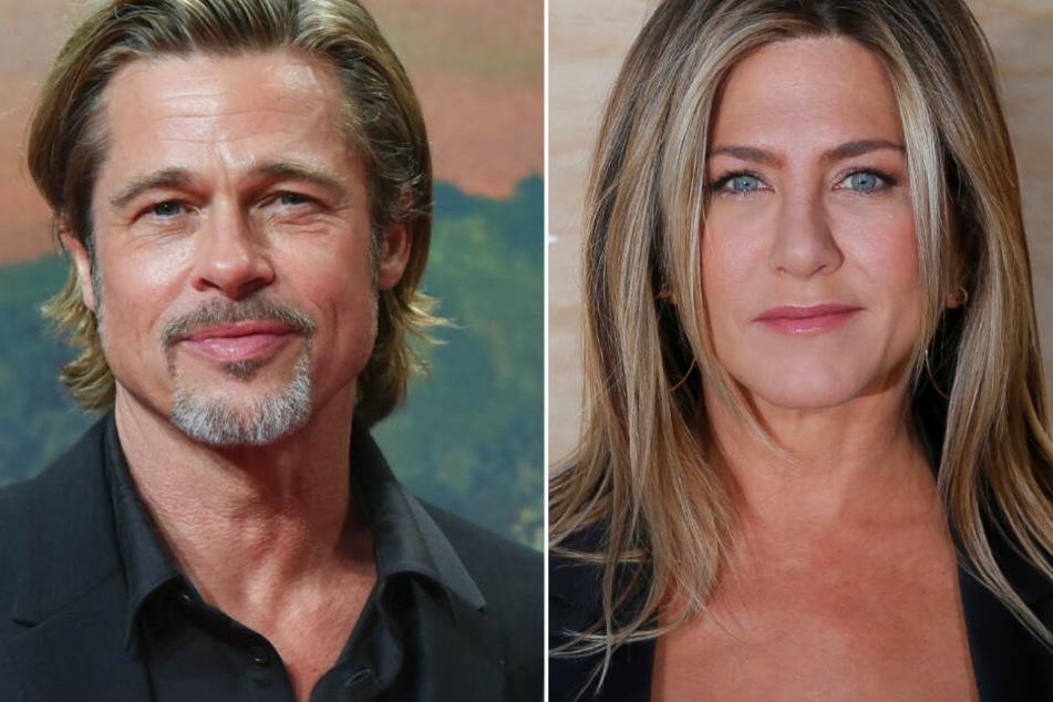 Romantisches Wiedersehen: Jennifer Aniston und Brad Pitt feiern zusammen Weihnachten!