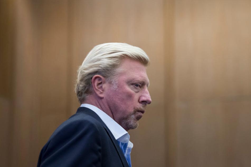 Wenn es um seinen Sohn geht, kennt Boris Becker (49) keinen Spaß.