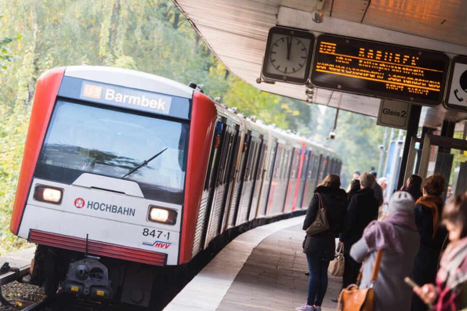 Sperrung am Wochenende: Busse statt Bahnen auf der Linie U3