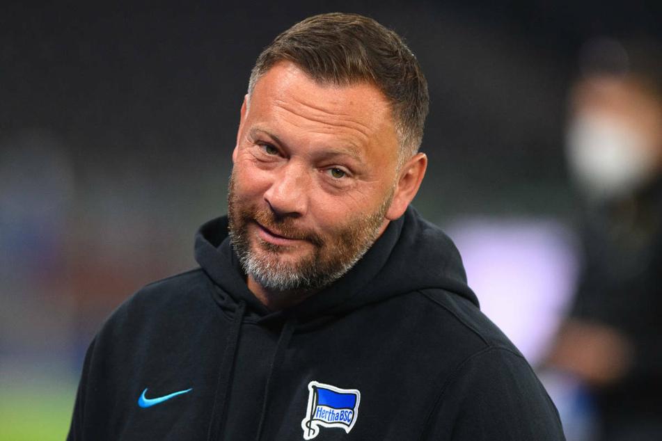 Hertha-Coach Pal Dardai (45) weiß, was er an seinem jungen Spielmacher hat.
