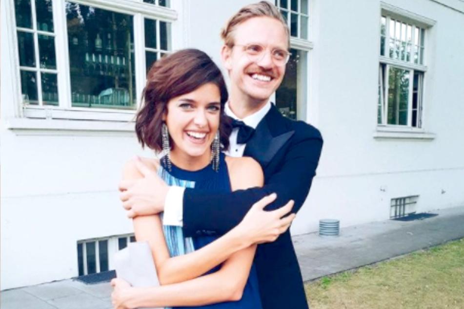 Marie Nasemann (31) und ihr Freund Sebastian Tigges sind heute glückliche Eltern eines kleinen Sohnes.