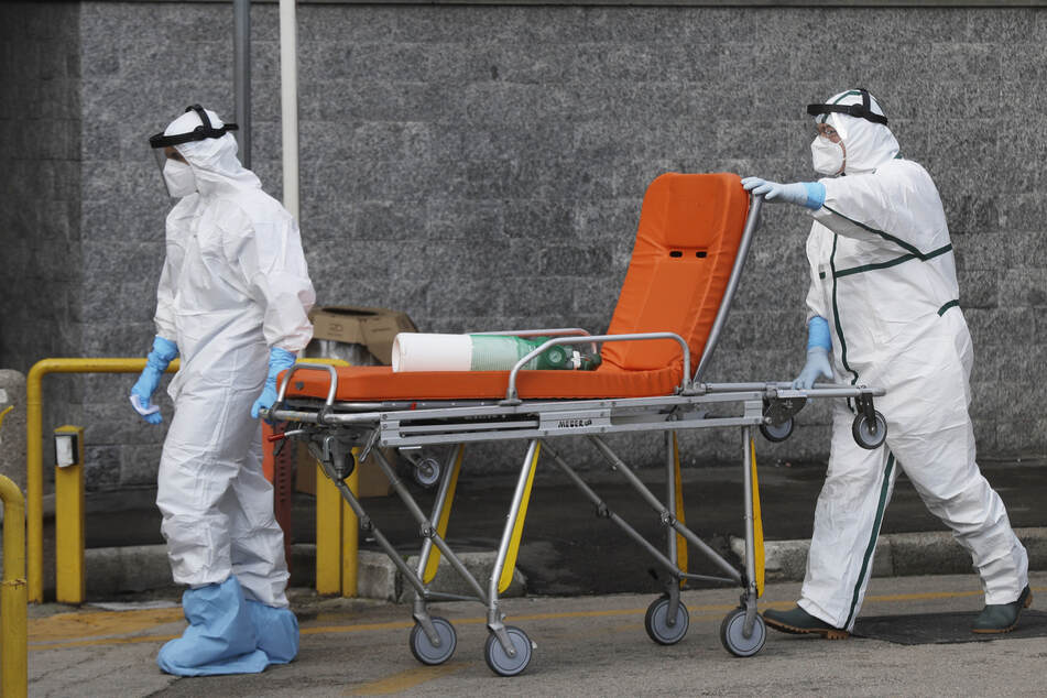 Wo Medizin und Mafia in der Pandemie Hand in Hand gehen