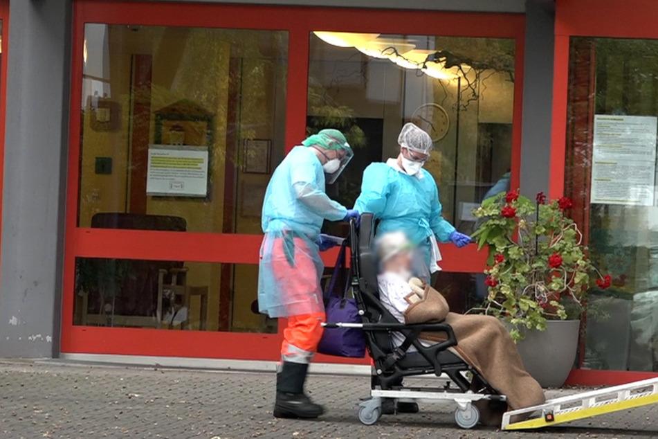 Ausbruch unter Senioren: 28 Corona-Fälle in Nürnberger Pflegeheim