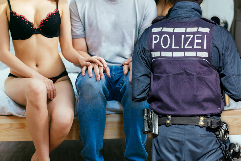 Heiß, aber illegal: Polizei sprengt Corona-Sex-Party mit 30 Personen in Swingerclub