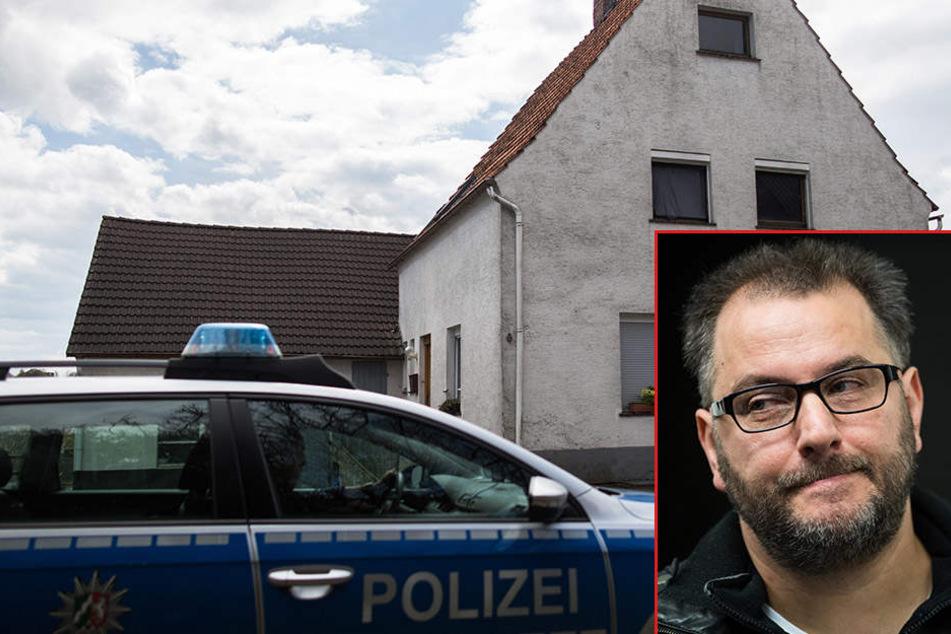 In diesem Haus soll Wilfried W. zusammen mit seiner Ex-Frau mehrere Frauen misshandelt haben.