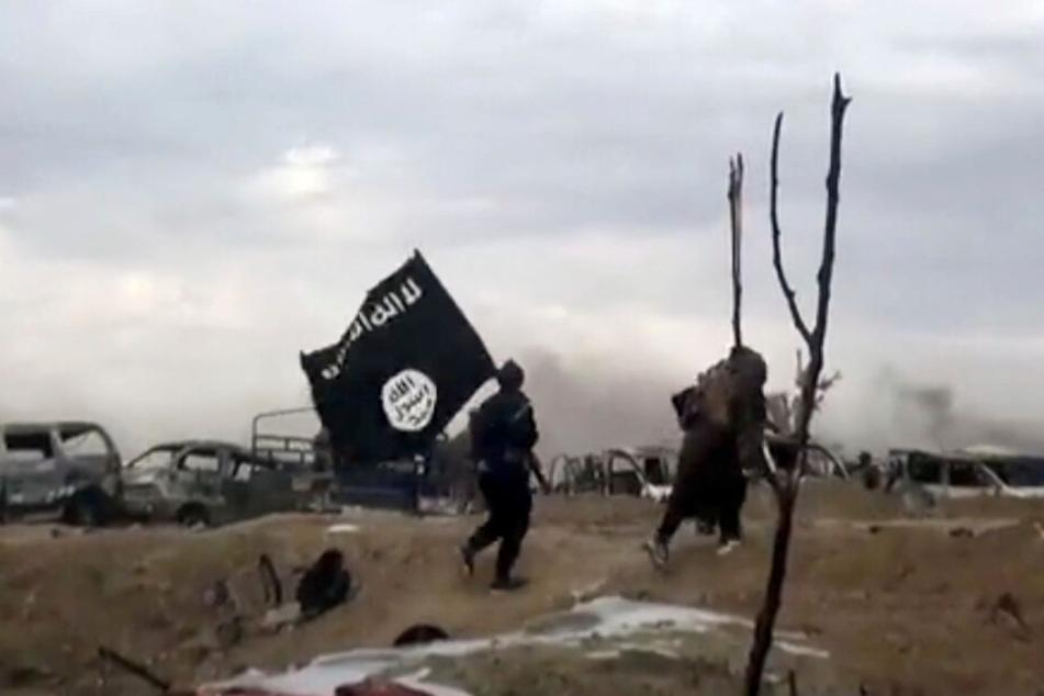 21-Jährige Deutsche schließt sich dem IS an: Jetzt wird ihr der Prozess gemacht!