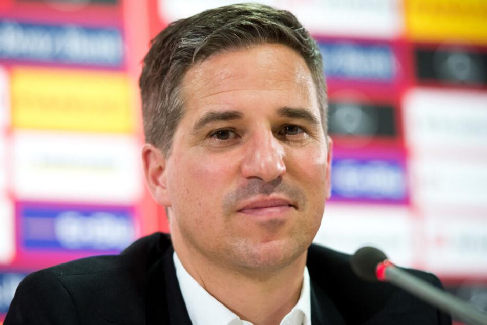 Stefan Heim ist seit 2015 Finanzvorstand beim VfB Stuttgart.