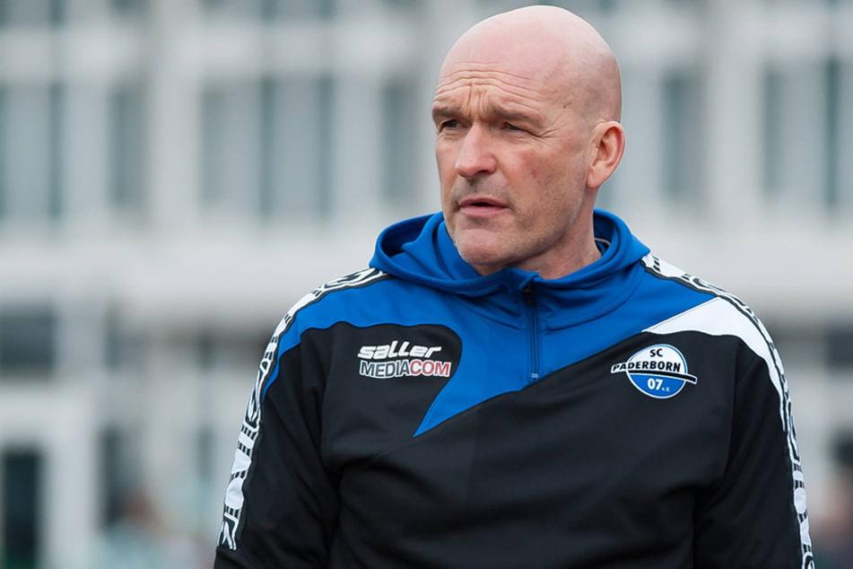Auch Elfmeter will SCP-Trainer Stefan Emmerling im Vorfeld der Partie gegen den SC Verl noch einmal trainieren lassen.