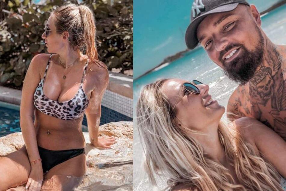 Bachelor-Paar glücklich im Liebesurlaub: Ist Jessi Cooper schwanger?