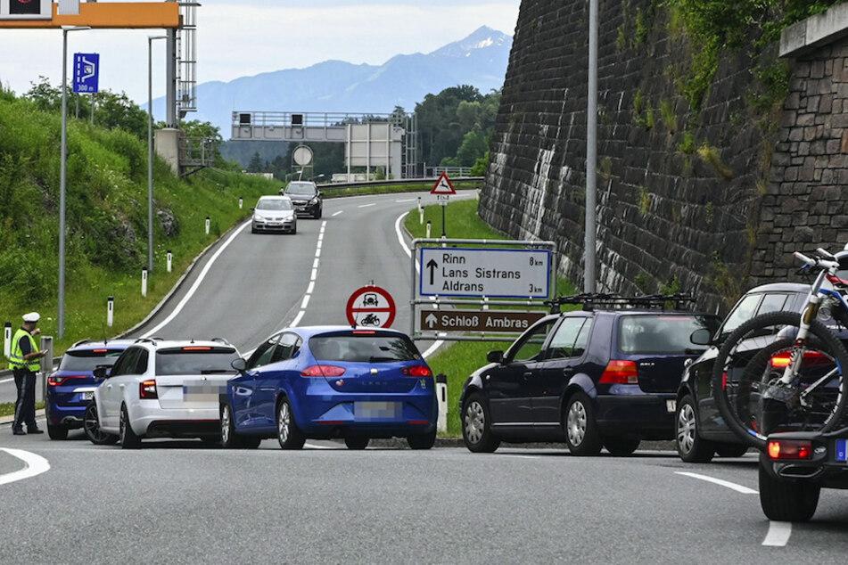 24.000 Zurückweisungen: Kein Durchkommen an der bayerischen Grenze zu Tirol
