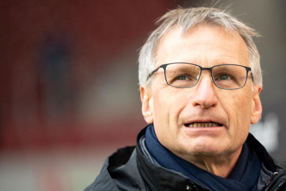 Entlassen: VfB-Sportvorstand Michael Reschke.