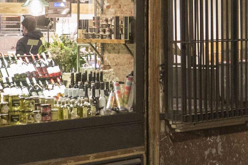 Gegen20:00 Uhr wurde am Montag ein Lebensmittelladen in Paunsdorf überfallen.